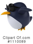 Penguin Clipart #1110089 by Julos
