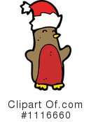 Penguin Clipart #1116660 by lineartestpilot
