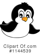 Royalty-Free (RF) Penguin Clipart Illustration #1144539