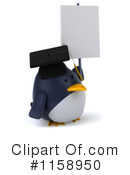Penguin Clipart #1158950 by Julos