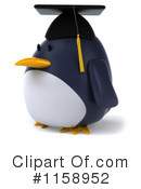 Penguin Clipart #1158952 by Julos