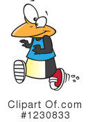 Royalty-Free (RF) Penguin Clipart Illustration #1230833