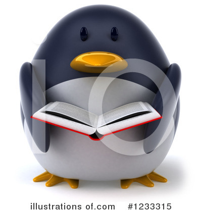 Book Clipart #1233315 by Julos