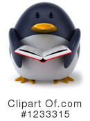 Penguin Clipart #1233315 by Julos