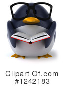 Penguin Clipart #1242183 by Julos