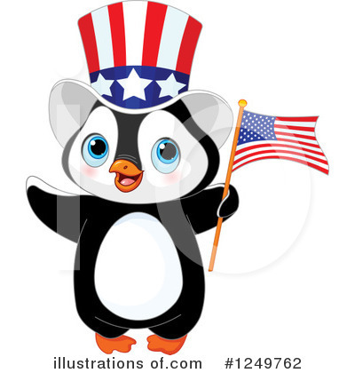 Fourth Of July Clipart #1249762 by Pushkin