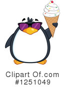 Penguin Clipart #1251049 by Hit Toon