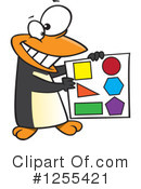 Royalty-Free (RF) Penguin Clipart Illustration #1255421