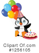 Penguin Clipart #1256105 by Pushkin