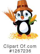 Penguin Clipart #1267236 by Pushkin