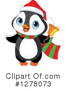 Penguin Clipart #1278073 by Pushkin
