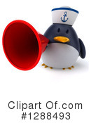 Penguin Clipart #1288493 by Julos