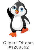 Penguin Clipart #1289092 by Pushkin