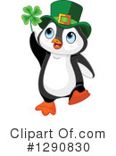 Penguin Clipart #1290830 by Pushkin