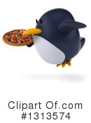 Penguin Clipart #1313574 by Julos