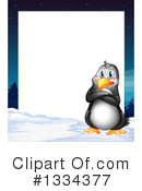 Penguin Clipart #1334377 by Graphics RF