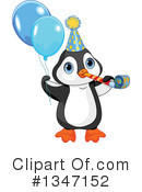 Penguin Clipart #1347152 by Pushkin