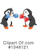 Penguin Clipart #1348121 by Pushkin