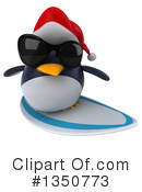 Penguin Clipart #1350773 by Julos