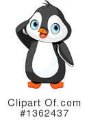 Penguin Clipart #1362437 by Pushkin