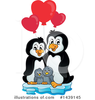 Family Clipart #1439145 by visekart