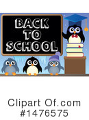 Royalty-Free (RF) Penguin Clipart Illustration #1476575
