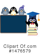 Royalty-Free (RF) Penguin Clipart Illustration #1476579