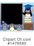 Royalty-Free (RF) Penguin Clipart Illustration #1476580