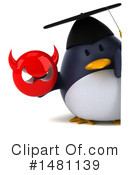 Penguin Clipart #1481139 by Julos