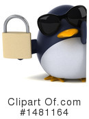 Penguin Clipart #1481164 by Julos