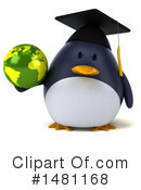 Penguin Clipart #1481168 by Julos