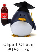 Penguin Clipart #1481172 by Julos