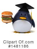 Penguin Clipart #1481186 by Julos