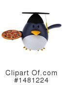 Penguin Clipart #1481224 by Julos