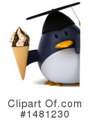Penguin Clipart #1481230 by Julos