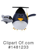 Penguin Clipart #1481233 by Julos