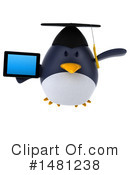 Penguin Clipart #1481238 by Julos