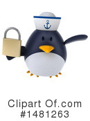 Penguin Clipart #1481263 by Julos