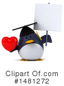 Penguin Clipart #1481272 by Julos