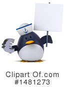 Penguin Clipart #1481273 by Julos