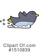 Penguin Clipart #1510839 by lineartestpilot
