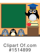 Royalty-Free (RF) Penguin Clipart Illustration #1514899