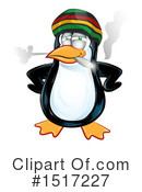 Royalty-Free (RF) Penguin Clipart Illustration #1517227