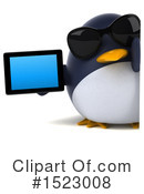 Penguin Clipart #1523008 by Julos
