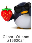 Penguin Clipart #1562024 by Julos