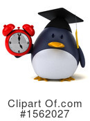 Penguin Clipart #1562027 by Julos