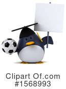 Penguin Clipart #1568993 by Julos