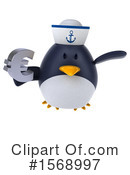 Penguin Clipart #1568997 by Julos