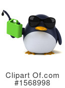 Penguin Clipart #1568998 by Julos