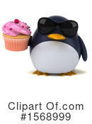Penguin Clipart #1568999 by Julos